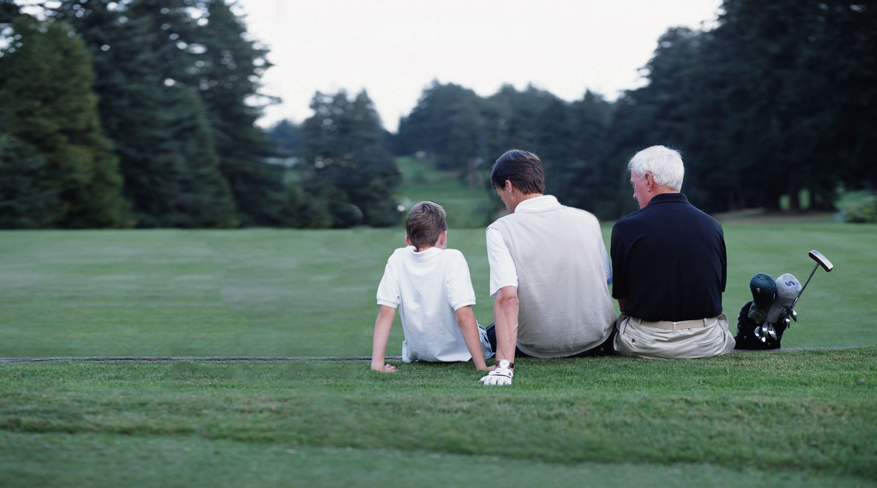 Generations on the Course